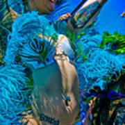 Mermaid Parade Participant Art Print