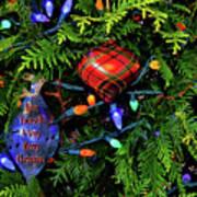 Merry Christmas 008 Art Print