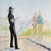 Mesa Verde Ranger Art Print