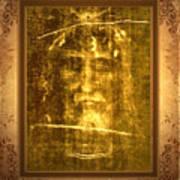 Messiah Manifested Art Print by Anastasia Savage Ealy