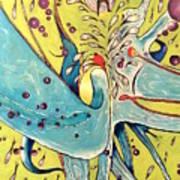 Metempshycosis Art Print