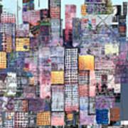 Metropolis 3 Art Print