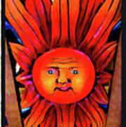 Mexican Sun Art Print