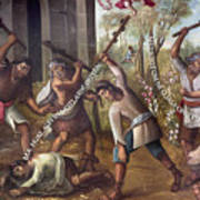 Mexico: Christian Martyrs Art Print