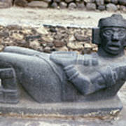 Mexico: Toltec Altar Art Print