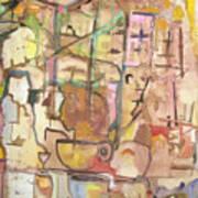 Mezzo Four Art Print