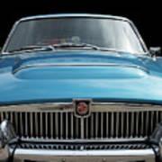 Mgc Classic Car Art Print