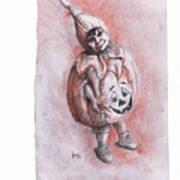 Mi Clabacita Art Print