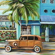 Miami Nice Art Print