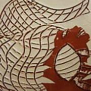 Mica - Tile Art Print