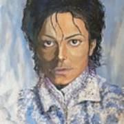 Michael Art Print