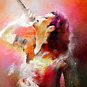 Michael Jackson 05 Art Print