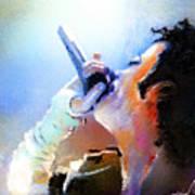 Michael Jackson 06 Art Print