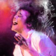 Michael Jackson 11 Art Print