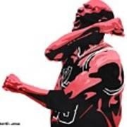Michael Jordan Art Print by Michael Ringwalt