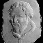 Michelangelo Print by Suhas Tavkar