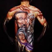Michelangelo_i Art Print