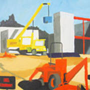 Micheles And Booth Construction Pensacola Art Print
