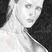 Michelle Print by Michael McKenzie