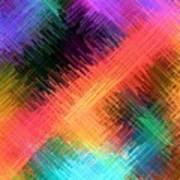 Micro Linear 14 Art Print