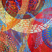 Microcosm IIi Art Print