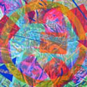 Microcosm Iv Art Print