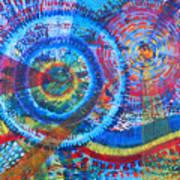 Microcosm V Art Print