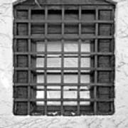 Midieval Window 7385 Art Print