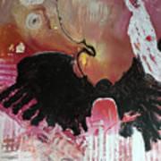 Midnight Serenade Art Print