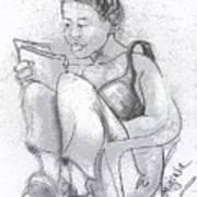 Migiwa Art Print