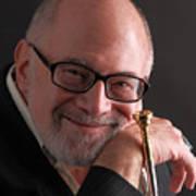 Mike Vax Professional Trumpet Player Photographic Print 3759.02 Art Print