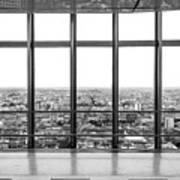Milan Skyline Art Print