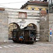 Milan Trolley 5 Art Print
