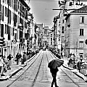 Milano Vintage Art Print