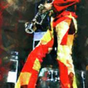 Miles Davis - 08 Art Print