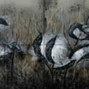 Milkweed Art Print