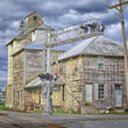 Mill On Reid Road Art Print