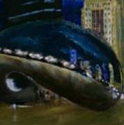 Millennium Park - Chicago Art Print