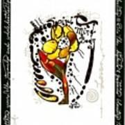 Mind Body Spirit Art Print
