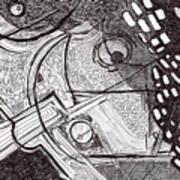 Minds Eye View Art Print