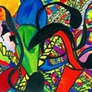 Mindwars Art Print