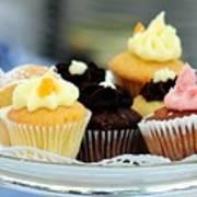 Mini Cupcakes 7813 Art Print