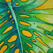 Mini Tropicals 2 Art Print