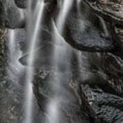 Mini Waterfall Art Print