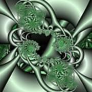 Mint3 Art Print
