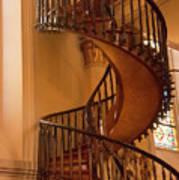 Miraculous Staircase Art Print