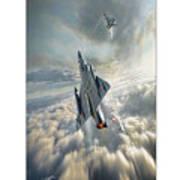 Mirage IIi   Art Print
