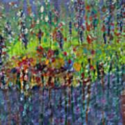 Mirage Painting Art Print