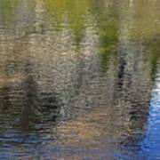 Mirror Lake Reflections 04 13 Art Print