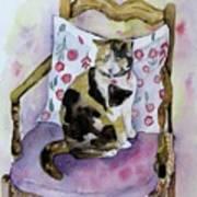 Miss Chiepie Art Print